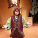 Dan Chevalier as Alexander T. Wolf in THE TRUE STORY OF THE THREE LITTLE PIGS