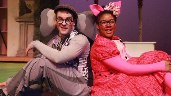 Elephant & Piggie's We Are In a Play Photo