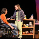 Ken Palmer & Mallory Vallier in The Meaning of Maggie'