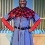 Marcel Daly as Prince Charmont in ELLA ENCHANTED at The Rose Theater