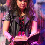 Roni Shelley Perez as Mal in The Rose Theater's production of Disney's Descendants