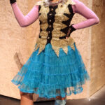 Briana Nash as Evie in The Rose Theater's production of Disney's Descendants
